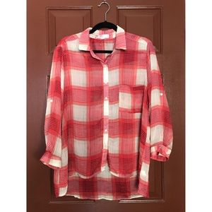 Band of Gypsies Flannel Blouse